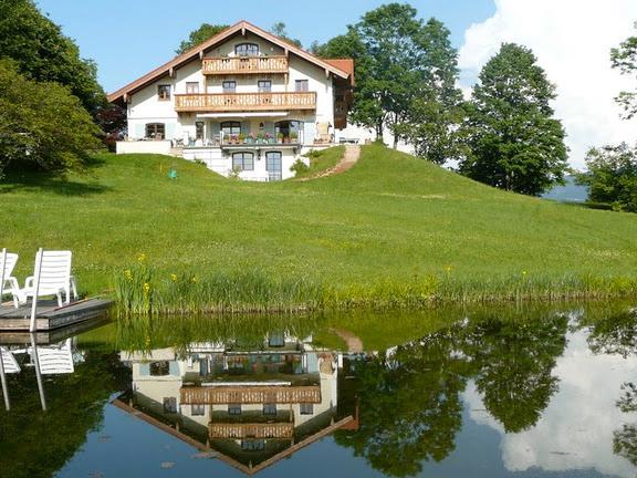 Near Salzburg, Austria, luxury chalet, Sleeps 14-16 - Image 1 - Traunstein - rentals