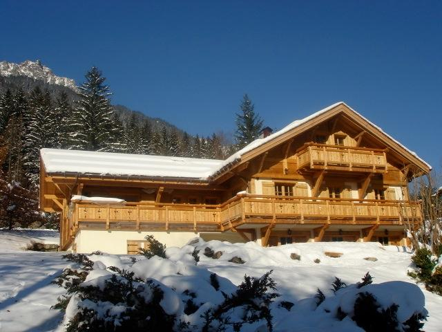 """Le Chalet"",  a Luxury Chalet in Chamonix-Mont Blanc, France - Image 1 - Chamonix - rentals"