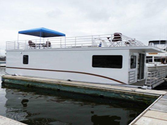 Houseboat Scorpius: Amazing Waterfront Views from Your Own Floating Home! - Image 1 - Baltimore - rentals