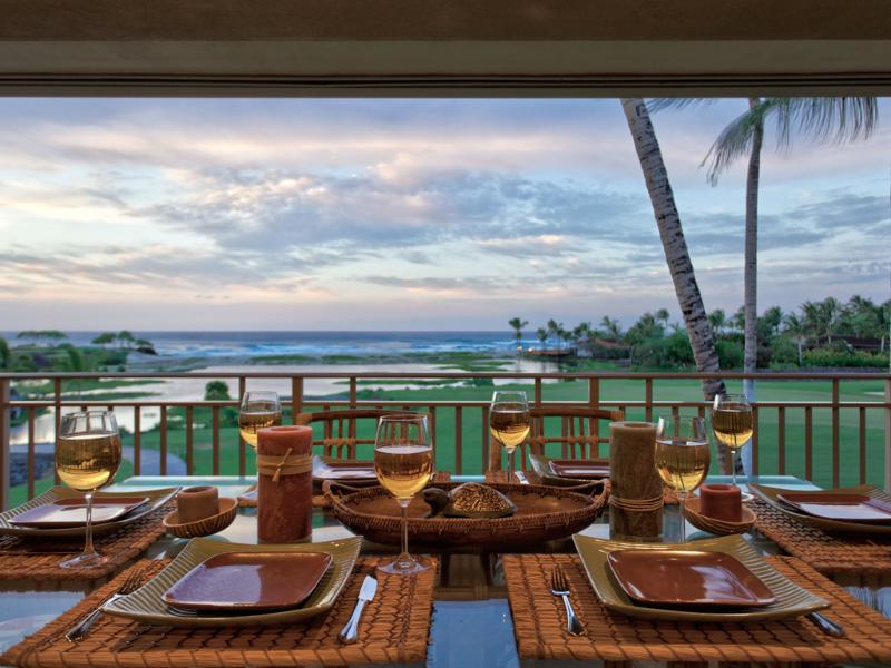 Ultimate Four Seasons Luxury 3BD Golf Villa With Best Villa Views and Location in Hualalai! - Image 1 - Kailua-Kona - rentals