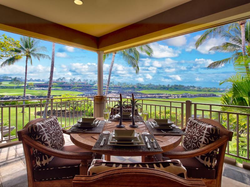 Four Seasons Luxury 2BD Waiulu Villa, Upper Level, Immaculate And Serene - Image 1 - Kailua-Kona - rentals