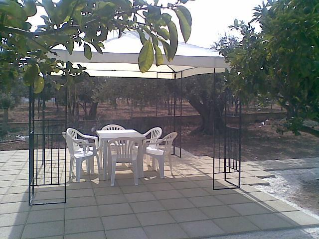 Gazebo in giardino - Casa vacanza villa OASI IN CITTA' - Agrigento - rentals