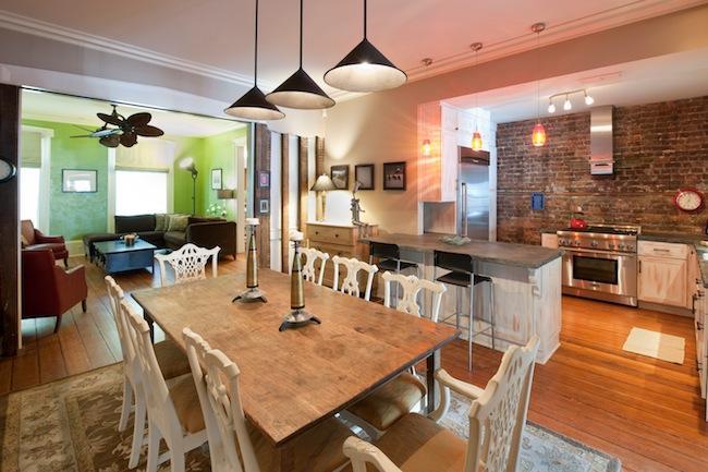 One Nineteen Jones Luxury Savannah Home - Image 1 - Savannah - rentals