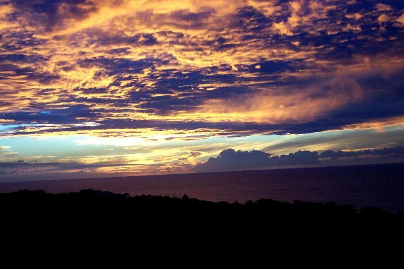 View fom Villa - Dolphin & Whale Africa Villa - 180 degr sea views - Trafalgar - rentals