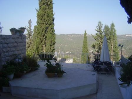 Lake View, Ein Kerem, Jerusalem - Image 1 - Jerusalem - rentals