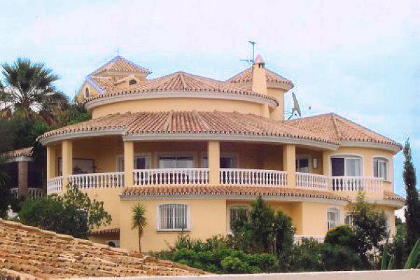 Spacoius Villa - Andalusian Villa in Marbella - Marbella - rentals