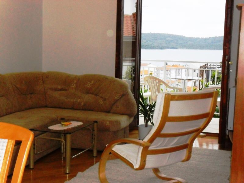 Living room - Apartment Trogir - Trogir - rentals