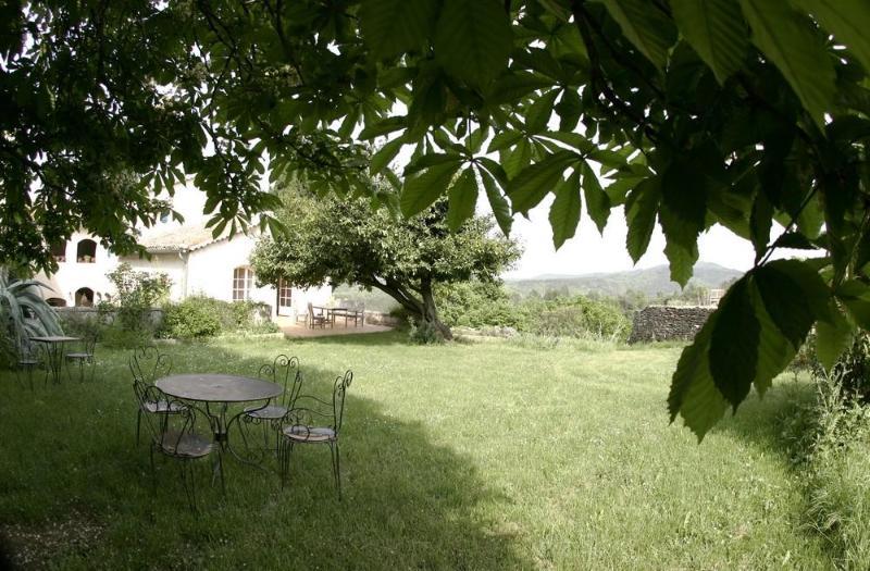 A Hollyday you will remember 6 bed - Image 1 - Saint-Florent-sur-Auzonnet - rentals