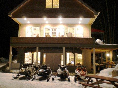 Moose Lodge - Image 1 - Jackman - rentals