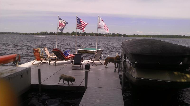 Pets are welcome. - Lake Living at it's Best -Seaside North. - East Gull Lake - rentals