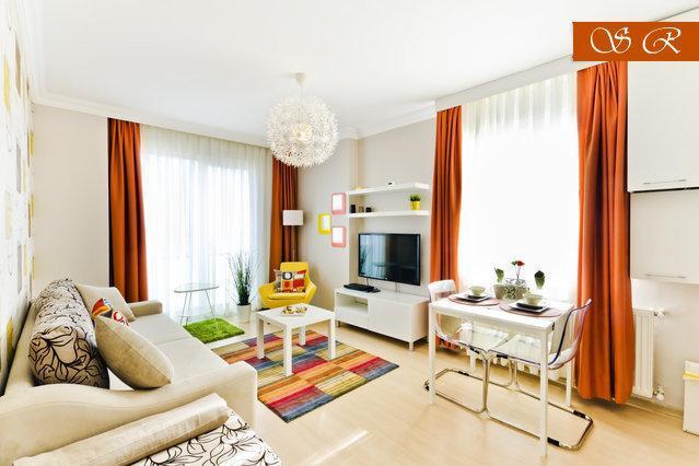 SR Livingroom - Sabiha Residence near Sabiha Gokcen - Mango Suites - Istanbul - rentals