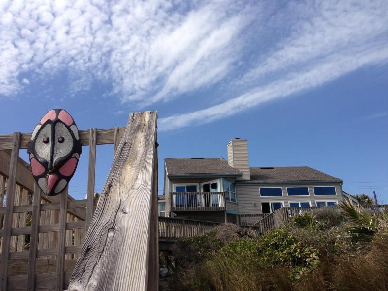 Back of home from Beach. - Beach House Memories - Ponte Vedra Beach - rentals