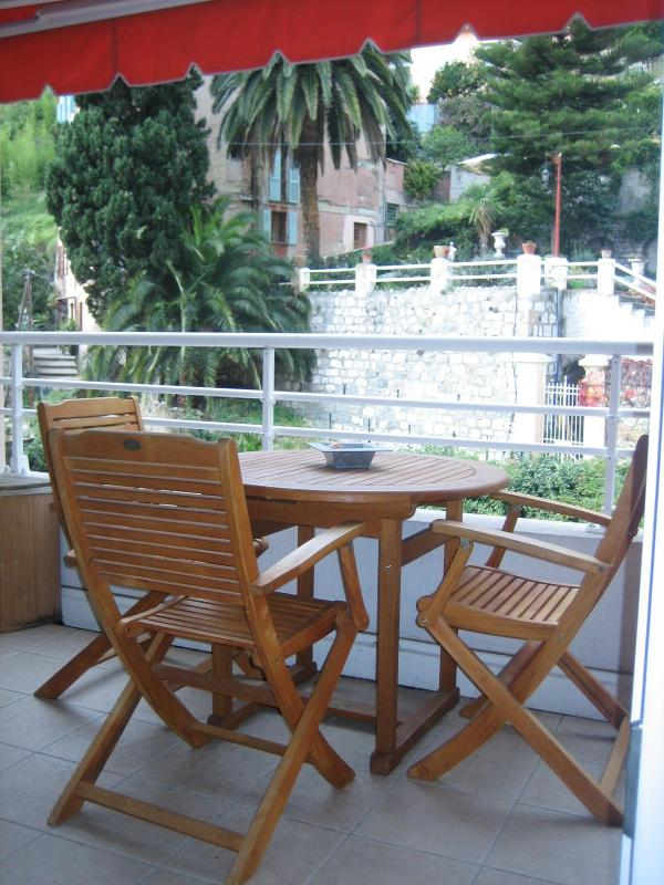 Beautiful Studio with Terrace in Menton, France - Image 1 - Menton - rentals