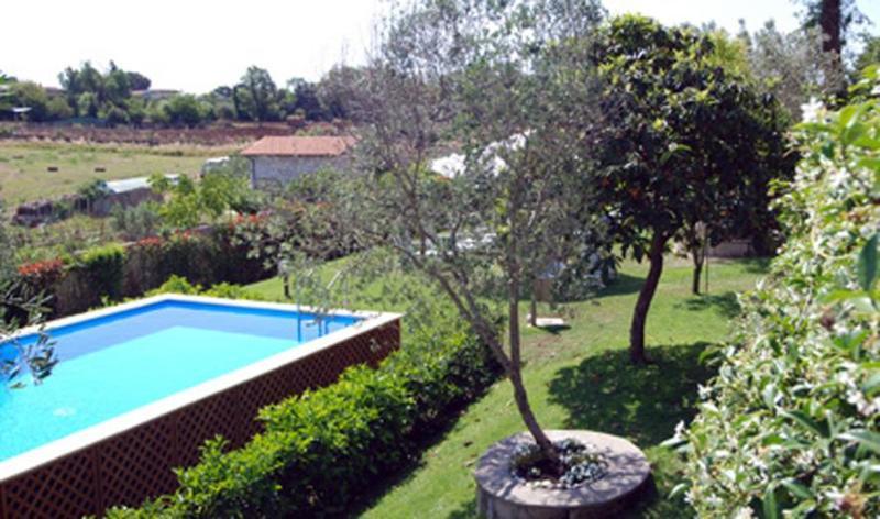 Vigna Licia Pool - Vigna Licia 2, apartment in the roman countryside - Rome - rentals
