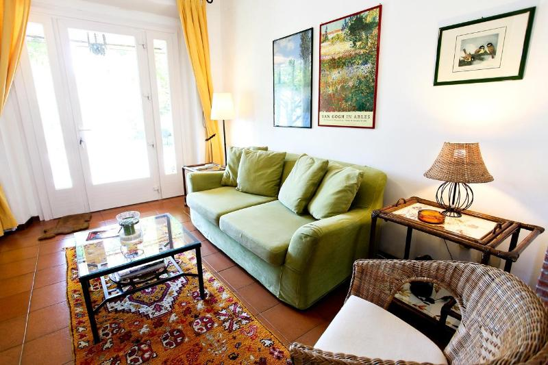 Vigna Licia 2, apartment in the roman countryside - Image 1 - Rome - rentals