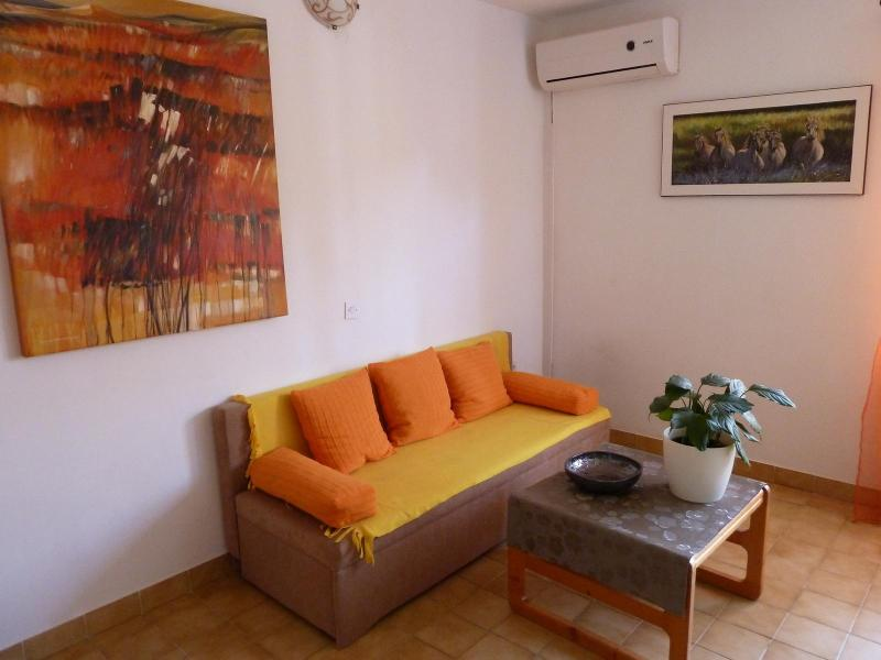 Living room - Apartment Tomic  A1  (2+3) - Mastrinka - Ciovo - rentals