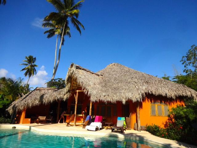 Villa Belle Vie present.... - 1 min walk from the beach - Ballenas - Las Terrenas - rentals