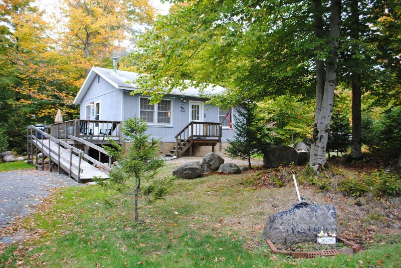 Come Escape to Cuttin' Wood Cabin of The Adirondacks! Guests love the location! - Cuttin Wood Cabin of Old Forge, Adirondacks, NY - Old Forge - rentals