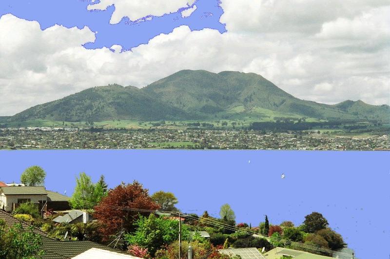 view from Acacia Vista - Acacia Vista  92/4 Wakeman Road, Acacia Bay, Taupo - Taupo - rentals