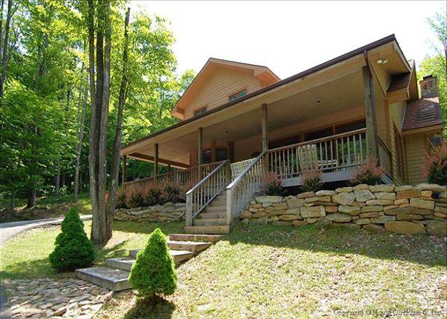 Picture perfect meets perfectly peaceful in this beautiful mountain property. - Image 1 - Davis - rentals