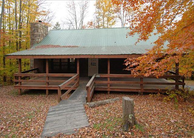 Lovely mountain home offers field, stream and AFFORDABLE lodging. - Image 1 - Davis - rentals