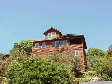 150 Buena Vista - Image 1 - Stinson Beach - rentals