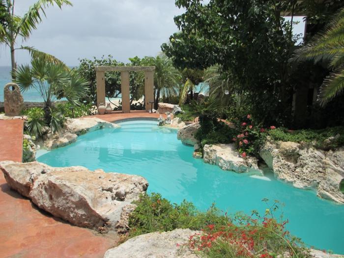 Luxury 4 bedroom Anguilla villa. Beachfront! - Image 1 - Anguilla - rentals