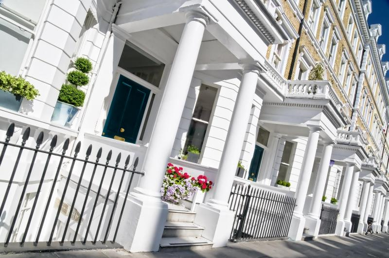 Gorgeous building - **AWARD WINNER 2015** Princess Diana's Kensington - London - rentals