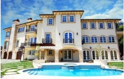 EXQUISITE BEVERLY HILLS BOWMONT GATED MANSION - Image 1 - Beverly Hills - rentals
