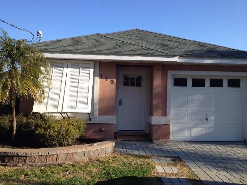 Front of house, garage is non-accessible - Private Bungalow in best part of the beach - Saint Augustine Beach - rentals