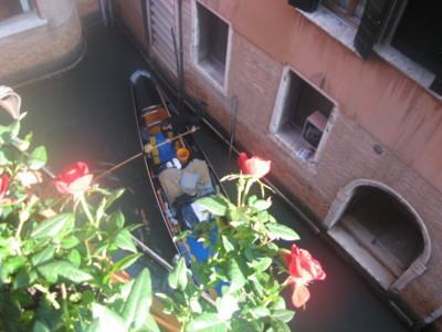 View from the balcony - Happy Venice Apartment - Venice - rentals