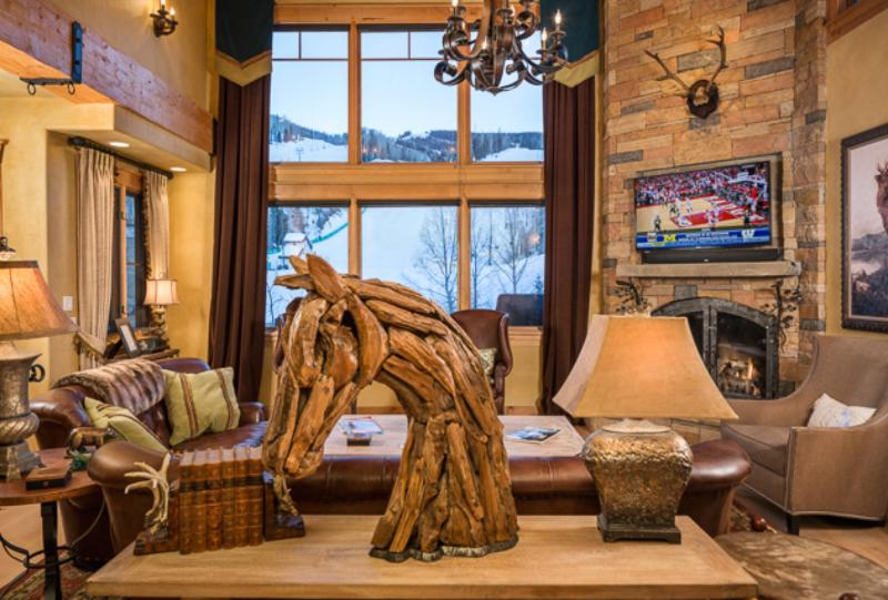 Guest Suite #2 with Split King - Casa Galena is Mountain Elegance-Ski In & Ski Out! - Telluride - rentals