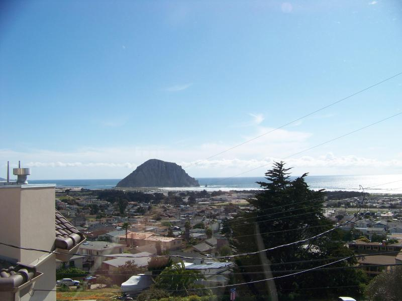 View of Morro Rock from Home - Panoramic Views of Morro Bay! - Morro Bay - rentals