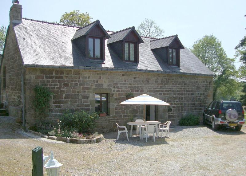Chestnut Cottage with Lake View - Kerhotten Cottages - Chestnut cottage, Family Gite - Langoëlan - rentals