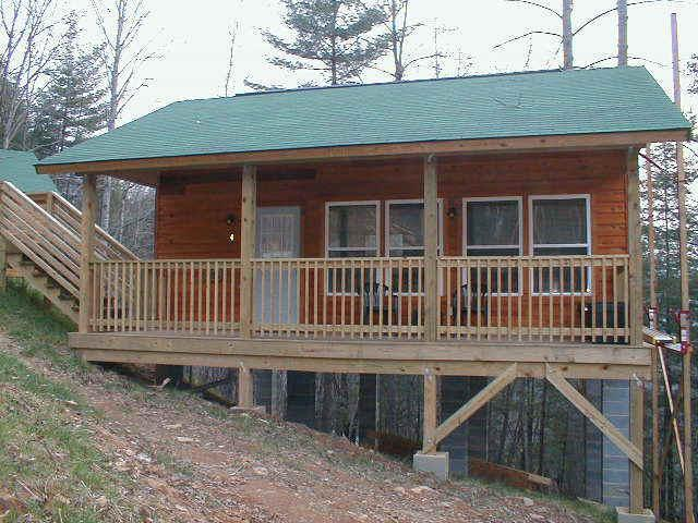 "Cabin #4 - ""Gone Paddling"" - Image 1 - Bryson City - rentals"