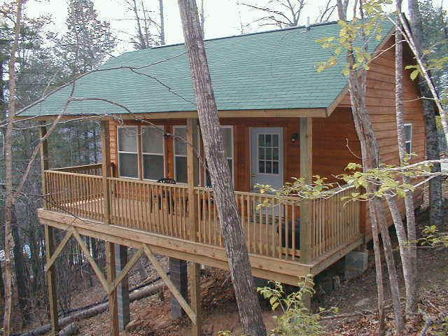 """Cabin #3 - """"Gone Hunting"""" - Image 1 - Bryson City - rentals"""