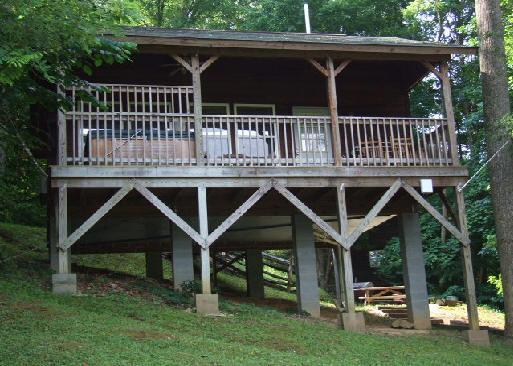 "Cabin #2 - ""Gone Hiking"" - Hot Tub - Views of the Moutnains - Image 1 - Bryson City - rentals"