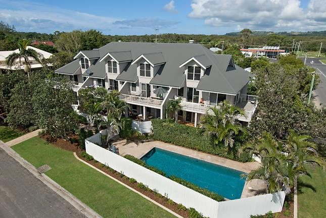 Airlie in Byron just 2 mins walk to beach - Airlie In Byron  2 bedroom s/c apartment at beach - Byron Bay - rentals