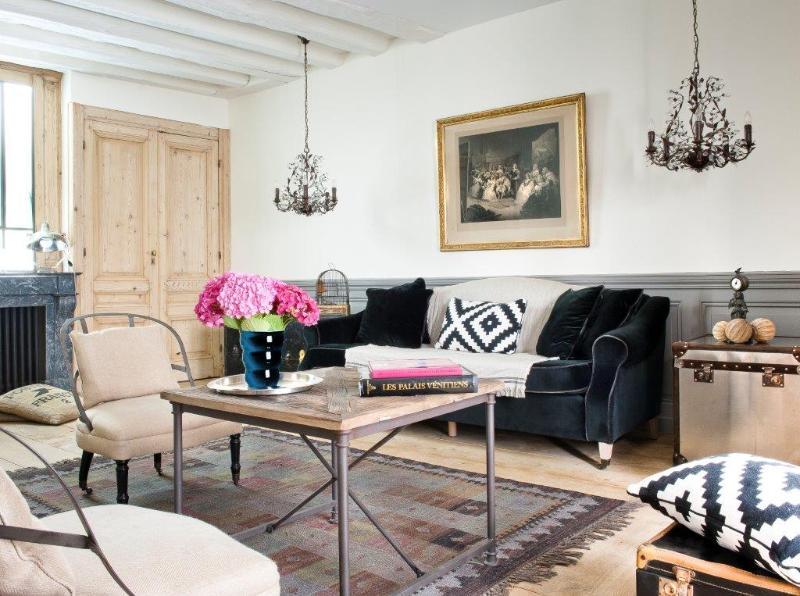 """""""L'Appart' En Ville"""" somptueux et chic - Beautiful Charming Apartment - - Lyon - rentals"""