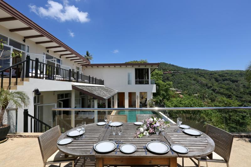 Villa Amanzi - an elite haven (Beachfront Villa Kata Beach Phuket) - Image 1 - Kata Noi Beach - rentals