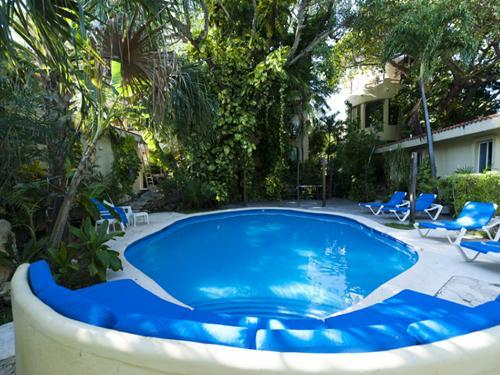 our fresh pool - Studio Kiin - Playa del Carmen - rentals