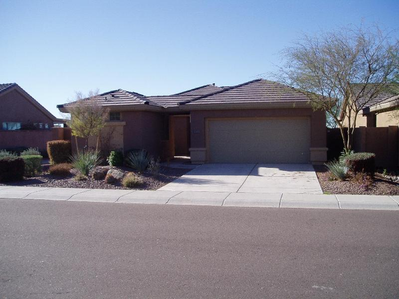 Outside - Gated golf course home with detached casita - Anthem - rentals
