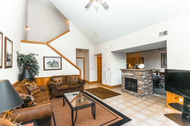 3208-hillcrest-HR-5526 - Golfview Resort - 3208 Mountain Retreat - Pigeon Forge - rentals