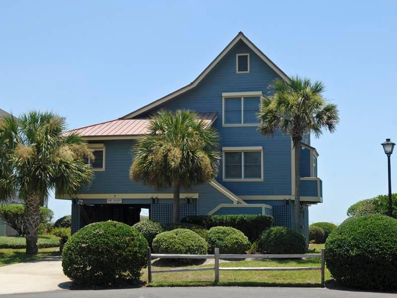Beachside Sand Dune 7 - Image 1 - Isle of Palms - rentals