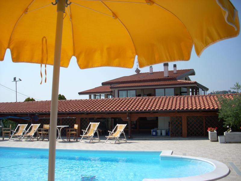 Residence vista piscina - Casa vacanze Terrabianca - Tortoreto Lido - rentals