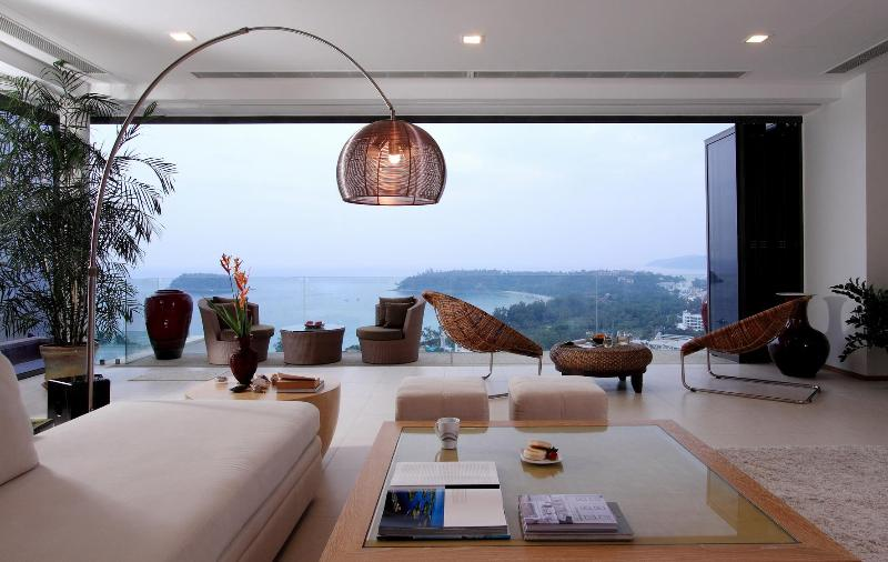 Stunning seaview penthouse, private pool (THA11) - Image 1 - Kata - rentals