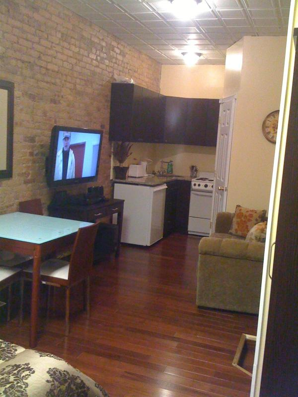 CLICK HERE!!  FAB STUDIO ***APT 17A***GROUND FL - Image 1 - New York City - rentals