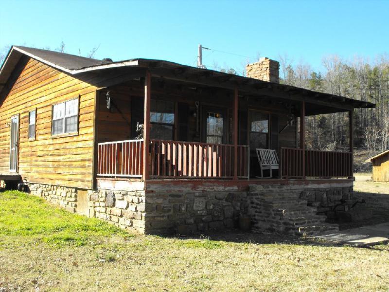 Catalpa Cabin - Catalpa Arkansas Cabin Rental - Ozone - rentals