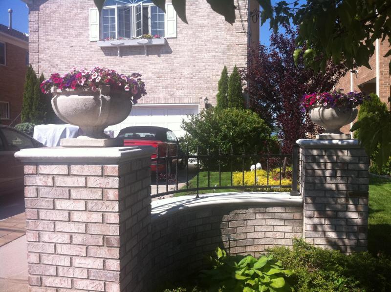 Entrance - Huge Modern Waterfront House w/ Beautiful Garden - Whitestone - rentals