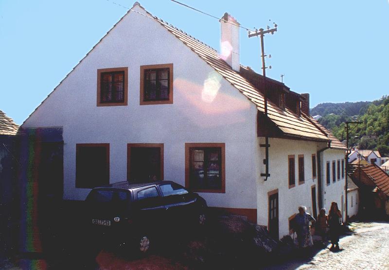 Street view - Milkwood Artist Residence - Cesky Krumlov - rentals
